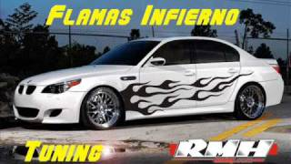 """RMH Tuning """" Calcomanias APC The Fast and the Furious """""""