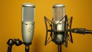 The AKG Perception 120 vs. 220 Sound Comparison