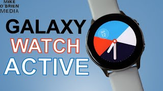 Samsung Galaxy Watch ACTIVE (2019) Full Review & Tour