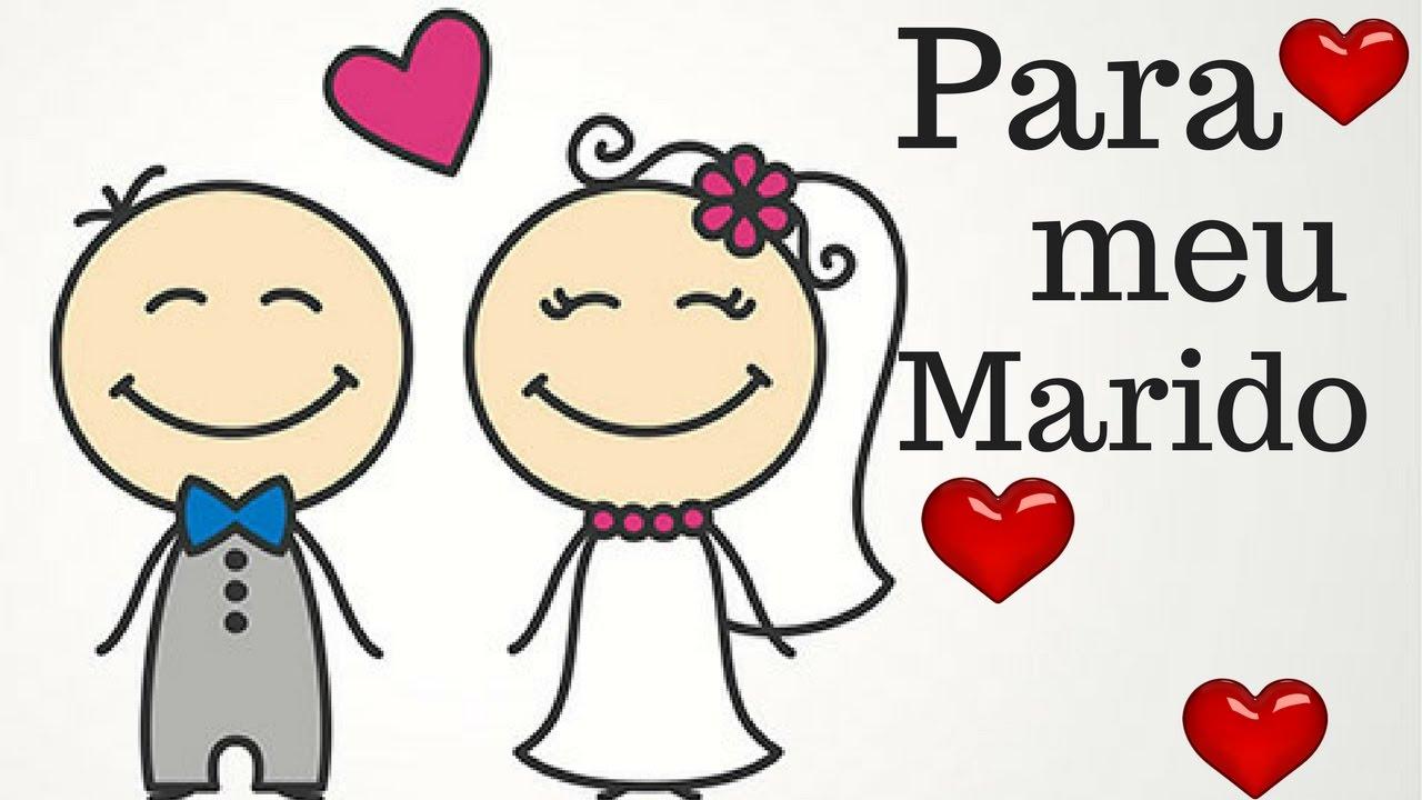 Mensagem De Amor Para Marido Youtube
