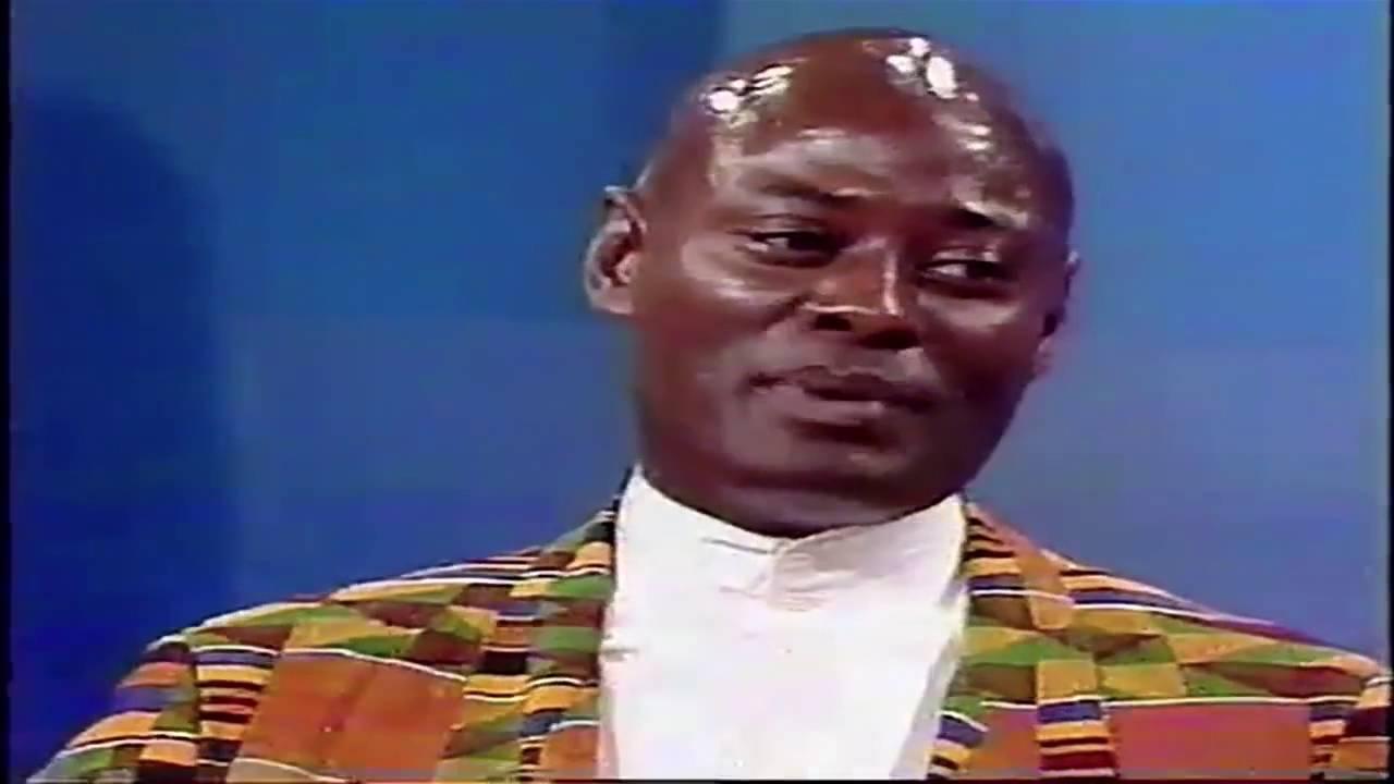Dr. Khalid Muhammad on Donahue 1994