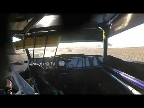 Josh Daniels hot laps Stuart speedway.