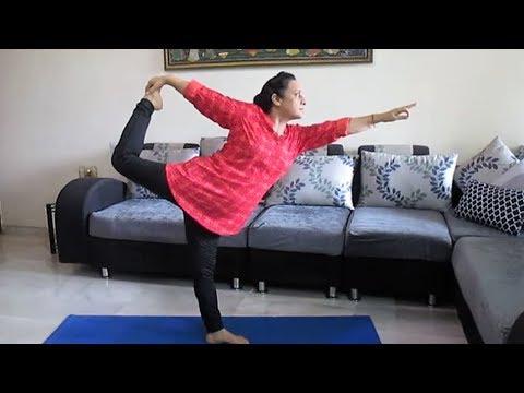 yoga asanas standing postures  youtube