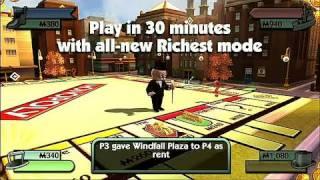 Monopoly Nintendo Wii Trailer - Money Trailer