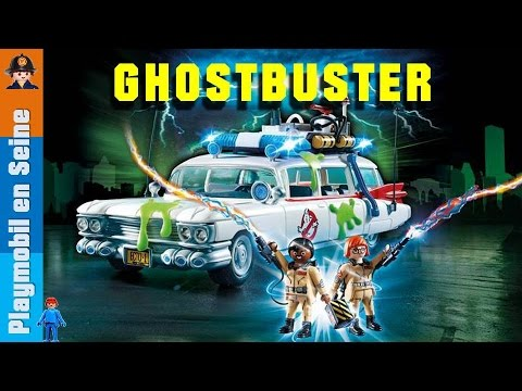 playmobil ghostbusters nouveaut s 2017 youtube. Black Bedroom Furniture Sets. Home Design Ideas