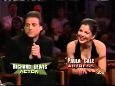 Politically Incorrect Bill Maher How to make Feminists nod. Richard lewis,alexakis,paula cale