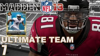 Madden 13 Ultimate Team : The 99 Overall Megatron Ep.7