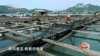 """我与""""最美渔村""""有个约会 福建霞浦体验渔民生活【汉语桥20150801】"""