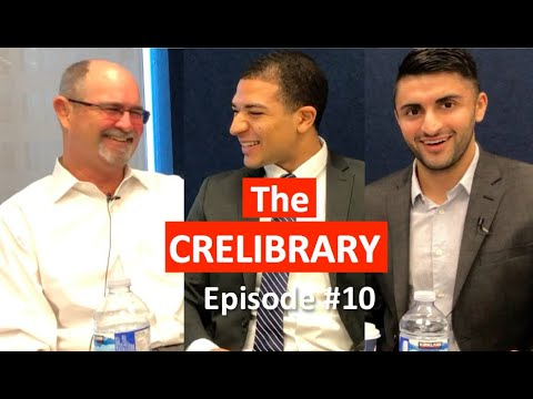From Fry Cook to Student Housing Mogul with Ivest's Hal Gould | CRELIBRARY Episode #10