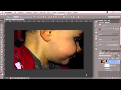 Riduzione Del Rumore Dell'immagine In Photoshop | Video Tutorial