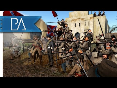 Battle of the Alamo: Texas Revolution - North & South: First