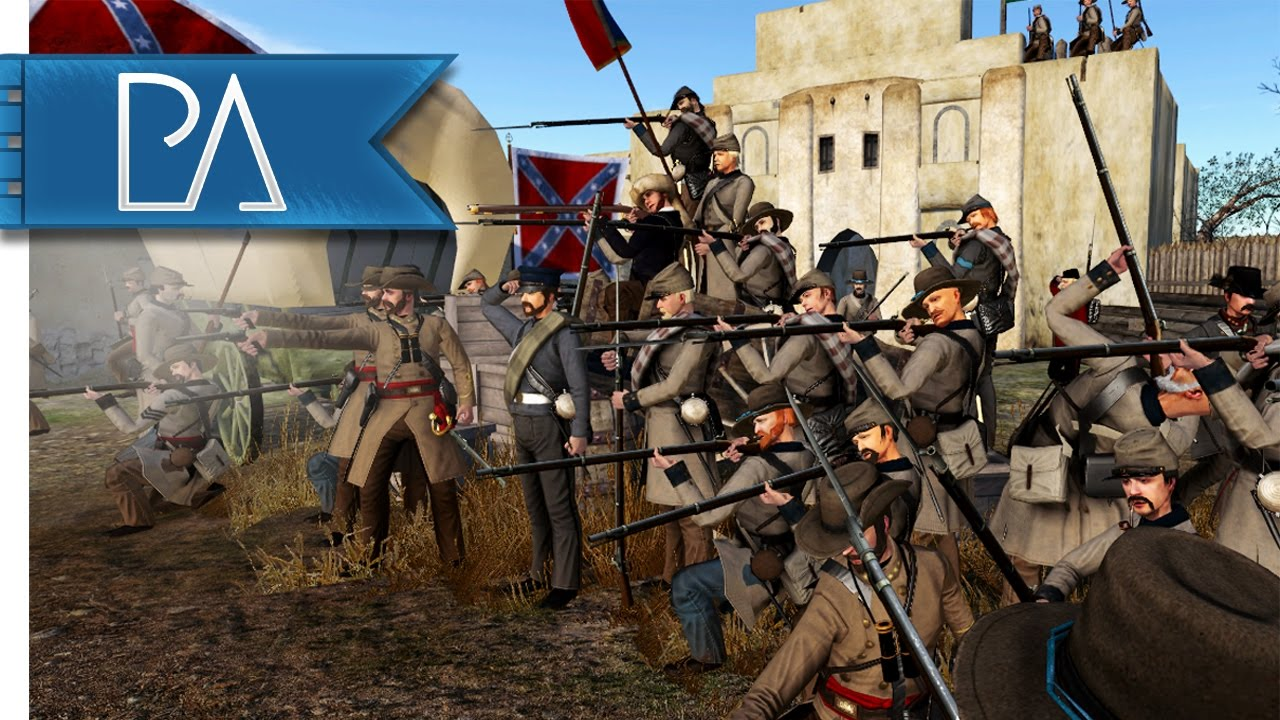 Battle of the Alamo: Texas Revolution - North & South: First ...