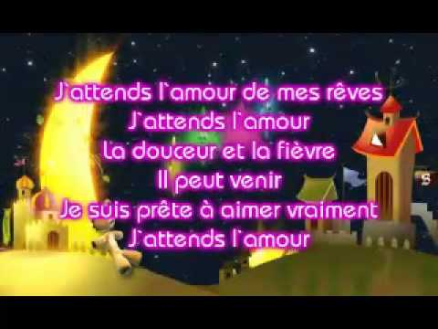 Jenifer - J'attends L'amour (Lyrics)