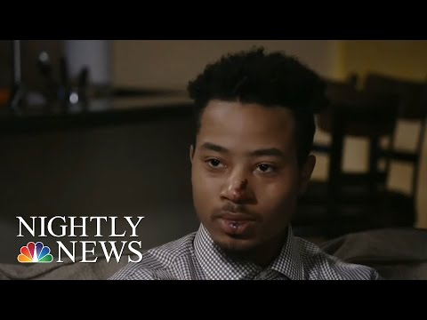 Exclusive: Man Beaten By Georgia Cops Speaks Out | NBC Nightly News
