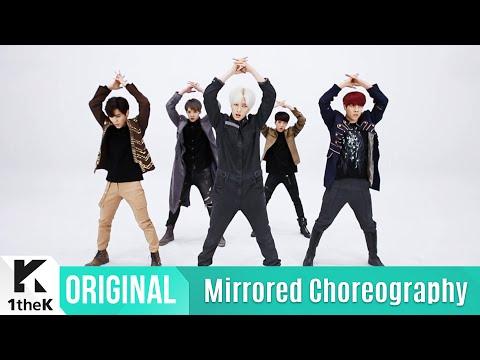 [Mirrored] Boys Republic(소년공화국) _ Get Down Choreography(거울모드 안무영상)_1theK Dance Cover Contest