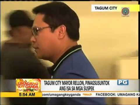 DUTERTE NG TAGUM CITY MAYOR ALLAN RELLON VS DRUG LORD