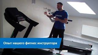 постер к видео Как правильно похудеть на беговой дорожке. Опыт нашего фитнес инструктора.