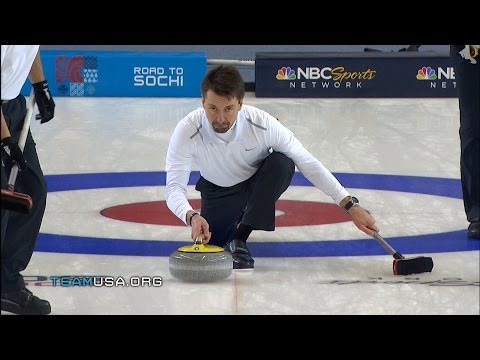 2014 U.S. Olympic Team Trials for Curling - Men