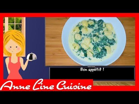 gnocchis-au-gorgonzola-et-épinards-[cookeo]