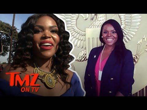 Aja Brown vs. Stacey Dash | TMZ TV