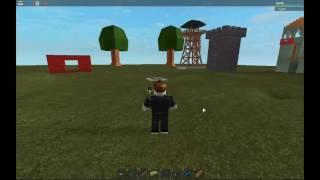Roblox VLC's Combat Game Part 1