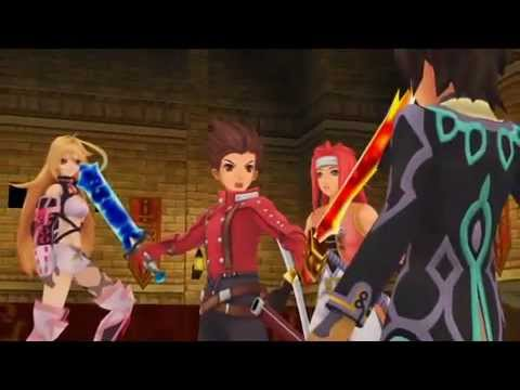 Download Tales of the Heroes : Twin Braves - All Movie Cutscene