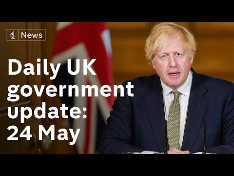 UK Government coronavirus