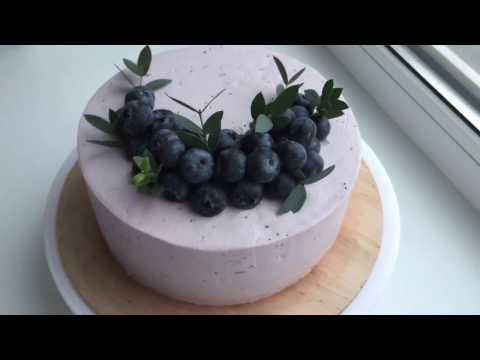 Торты на заказ СПб @VeryBerryCake | Ягодный торт | Сборка торта