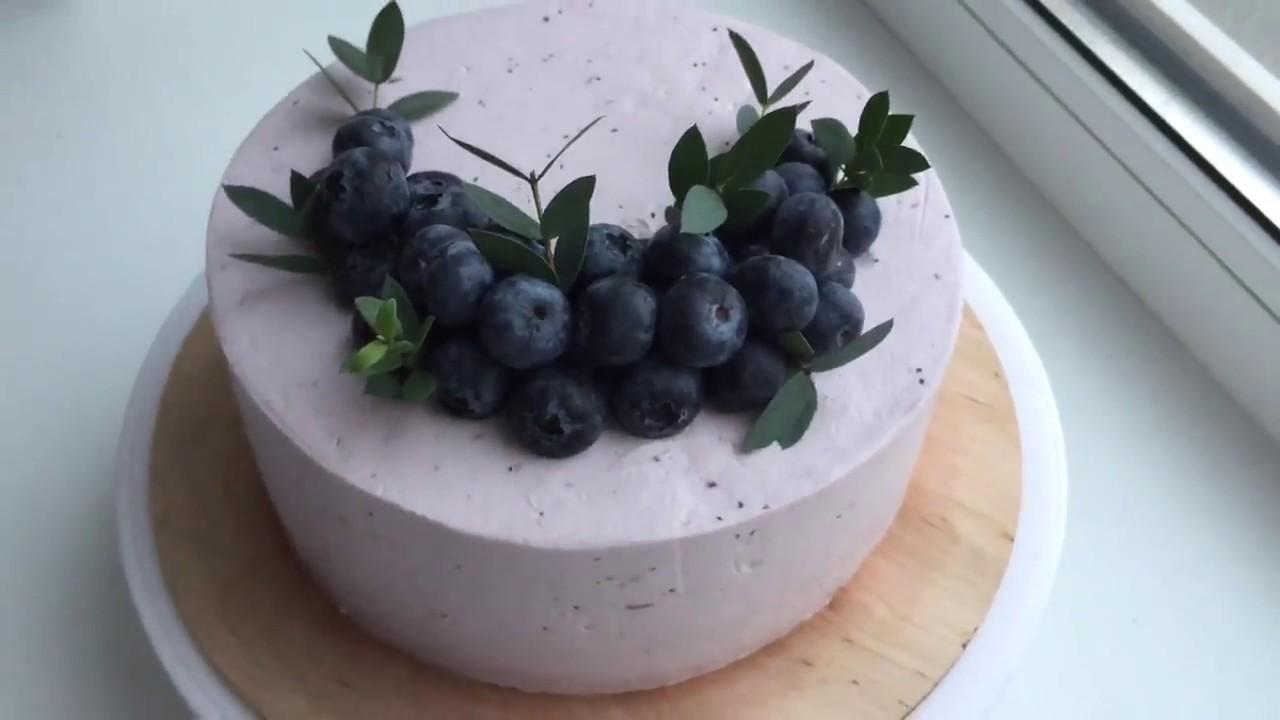 Сборка торта | Ягодный торт | Торты на заказ СПб ...