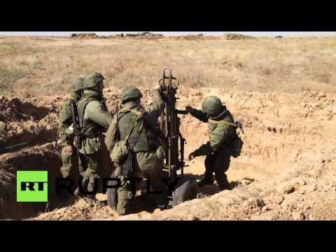Russia: Watch Russian-Indian military drills get underway in Volgograd