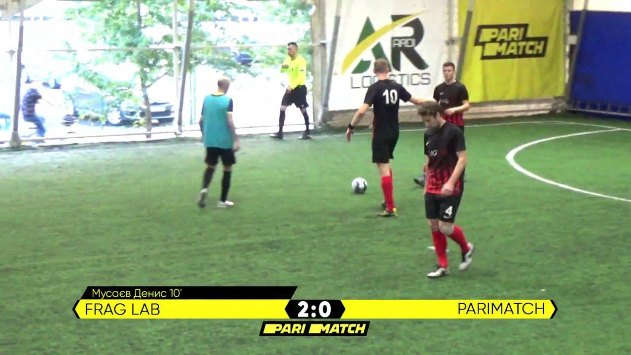 Огляд матчу   Frag Lab 4 : 2 Parimatch   Parimatch Cup 2021