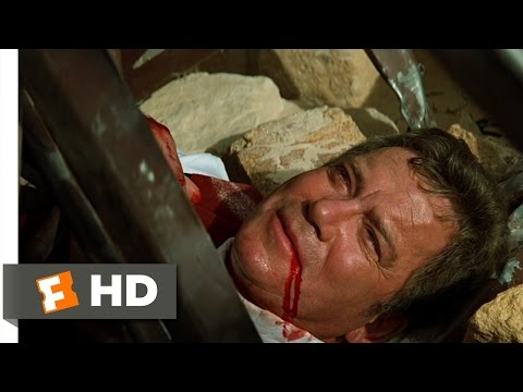 Star Trek: Generations (8/8) Movie CLIP - Kirk's Death (1994) HD
