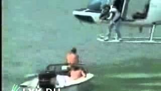 Видео приколы  Авария вертолета на море(Авария вертолета на море., 2013-02-05T13:47:32.000Z)