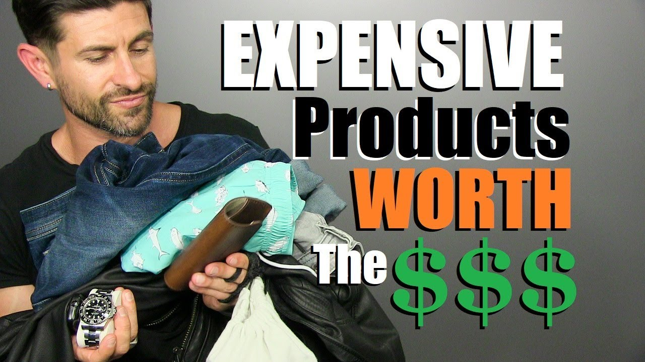 1aa953e5858 6 Expensive Products That ARE Worth The Money! (Luxury Brands I LOVE ...