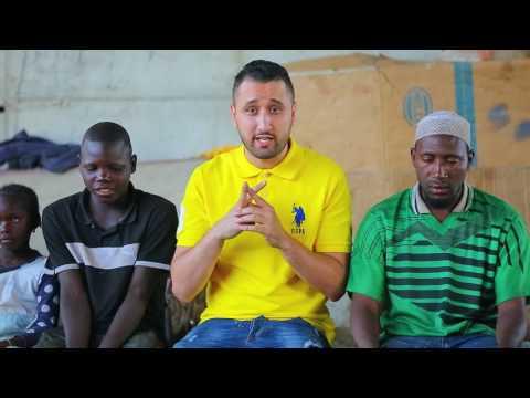 LES AFRICAINS EN ALGERIE / اللاجئين الأفارقة في الجزائر / لا للعنصرية -ZANGA CRAZY-