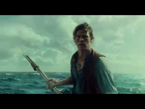 In the Heart of the Sea (2015) Official Trailer [HD] - Chris Hemsworth, Cillian Murphy, Ben Whishaw