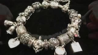 My Pandora Bracelet: Victorian Romantic