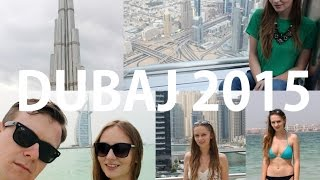 Kierunek: DUBAJ | Vlog | Dubai | 2015 | emyllka | Emilia Nowak