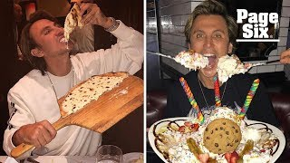 Foodgod Jonathan Cheban will eat anything but this | Page Six