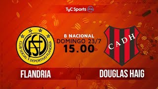Flandria vs Douglas Haig full match
