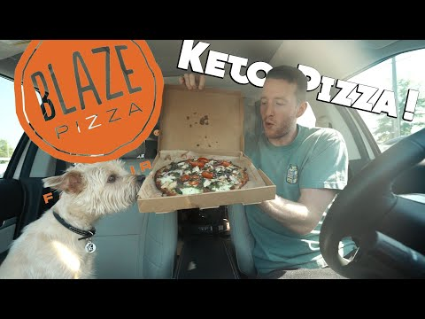 Blaze Pizza Keto Crust Review! How Many Carbs? Is It Good?