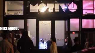 The OVOS Group & Randy B. Present Motivo Fridays.  Mack Wilds, NY Giants, and more