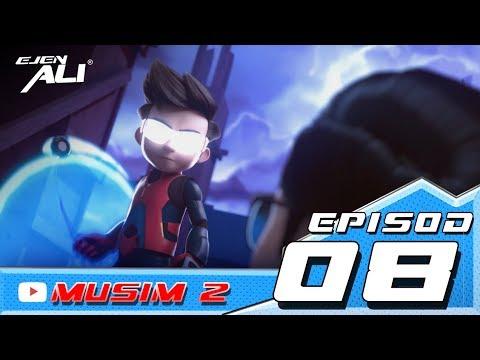 Ejen Ali Episod 8 - Misi: Tujuan