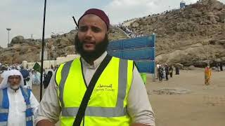 Prophet Muhammad's Farewell Speech in Arafah