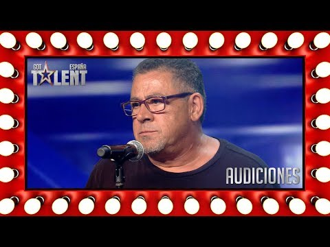 Su falsa trompeta espanta al jurado | Audiciones 2 | Got Talent España 2018