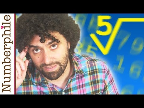 Fifth Root Trick - Numberphile