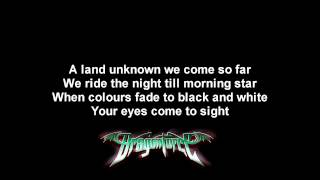 Video DragonForce - Heart Of A Dragon | Lyrics on screen | HD download MP3, 3GP, MP4, WEBM, AVI, FLV Desember 2017
