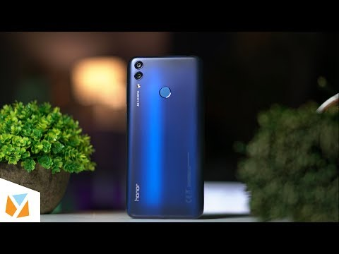 Honor 8C Unboxing and Hands-on