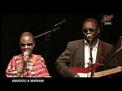 Amadou et Mariam, Beaux dimanches, Live - Prix Constantin 2005
