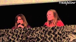 Q&A with Amy Steel & Dana Kimmell [Friday the 13th part 2,3] @ Weekend of Horrors 2012 in Bottrop